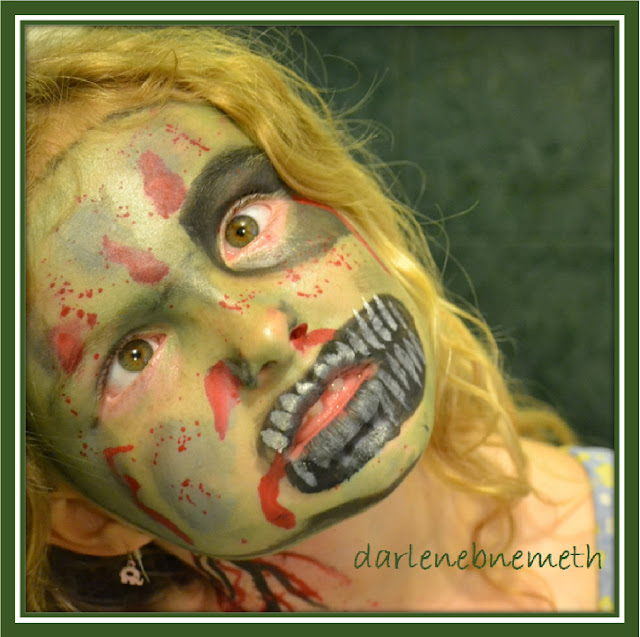 She's a Zombie Girl