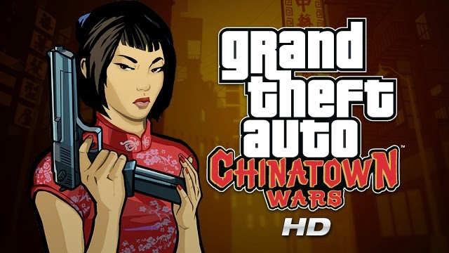 GTA: Chinatown Wars Apk Obb