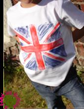 DIY - Tee-shirt tendance pour garçon dans le vent