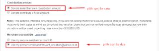 User ID dan Nominal Uangnya