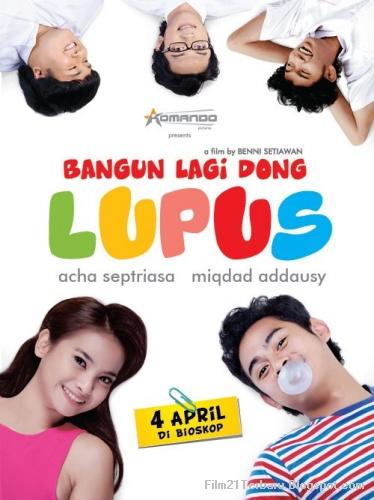 Bangun Lagi Dong Lupus 2013 Bioskop