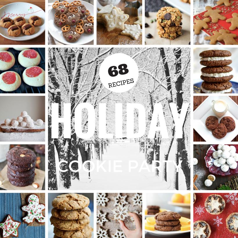 Christmas Cookie Party 76 Vegan Recipes Healthyhappylife Com
