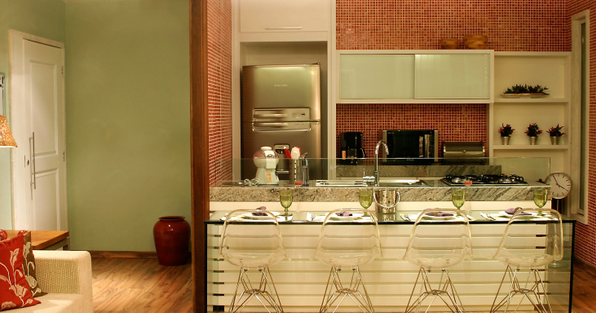 Dise o de interiores peru cocinas estilo americano - Diseno de cocina americana ...