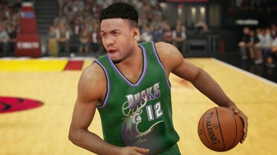NBA 2K15 Roster Update 12/05/14