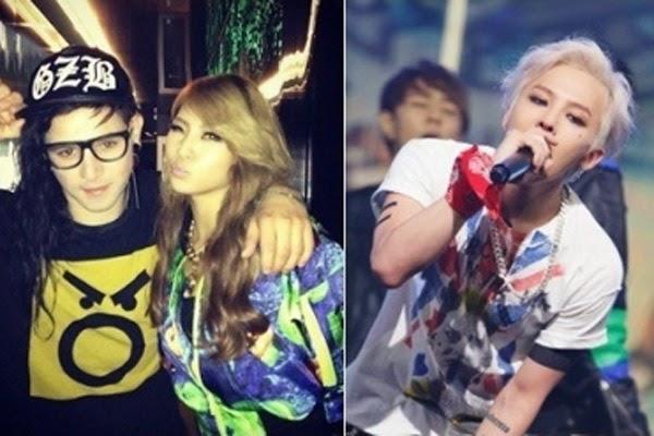 Dirty Vibe - MV hợp tác giữa G-Dragon, CL và DJ nổi tiếng thế giới Skrillex