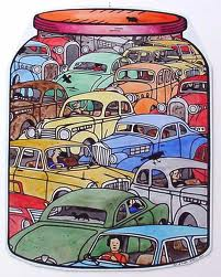 Richard Killeen - Jar of Traffic