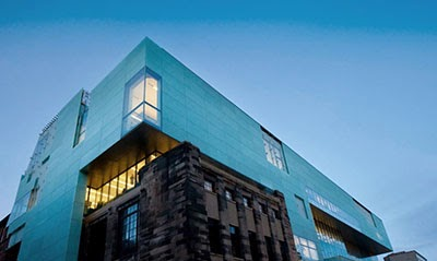 The new Reid Building - image from Urban Realm photography by McAteer