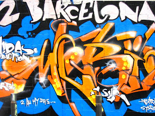 Wallpaper Karya Graffiti Kreatif