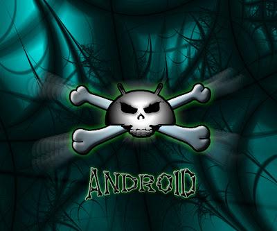 droid skull