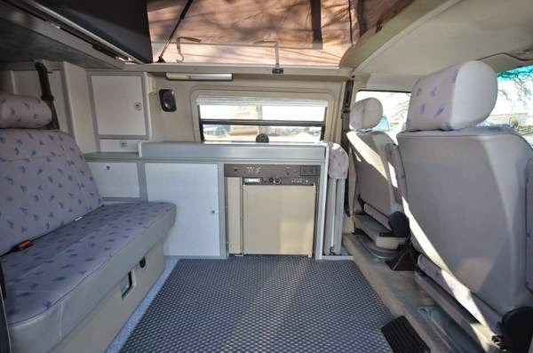 Rv Refrigerator For Sale >> Used RVs 1999 Winnebago VW Eurovan Camper For Sale by Owner
