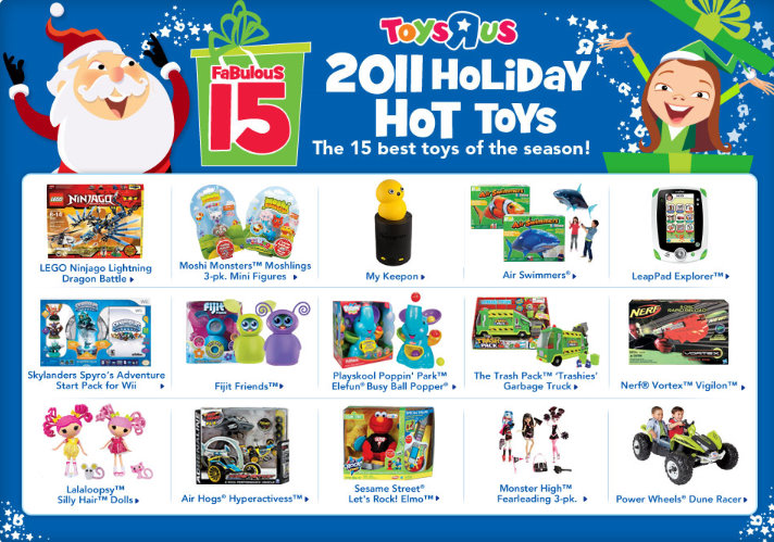 Toys R Us Toy List : Barbara s beat toys r us christmas list