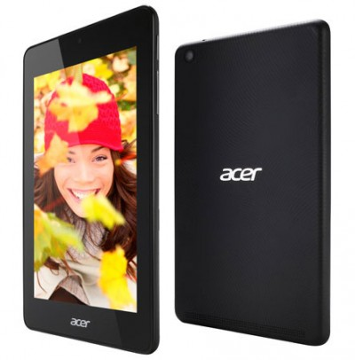 Acer Iconia One 7, Tablet Murah Bertenaga Intel Atom Dual-core