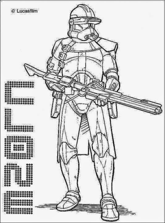 commander cody coloring pages - photo#15