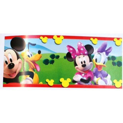 wallpaper borders for kids. disney wallpaper borders.