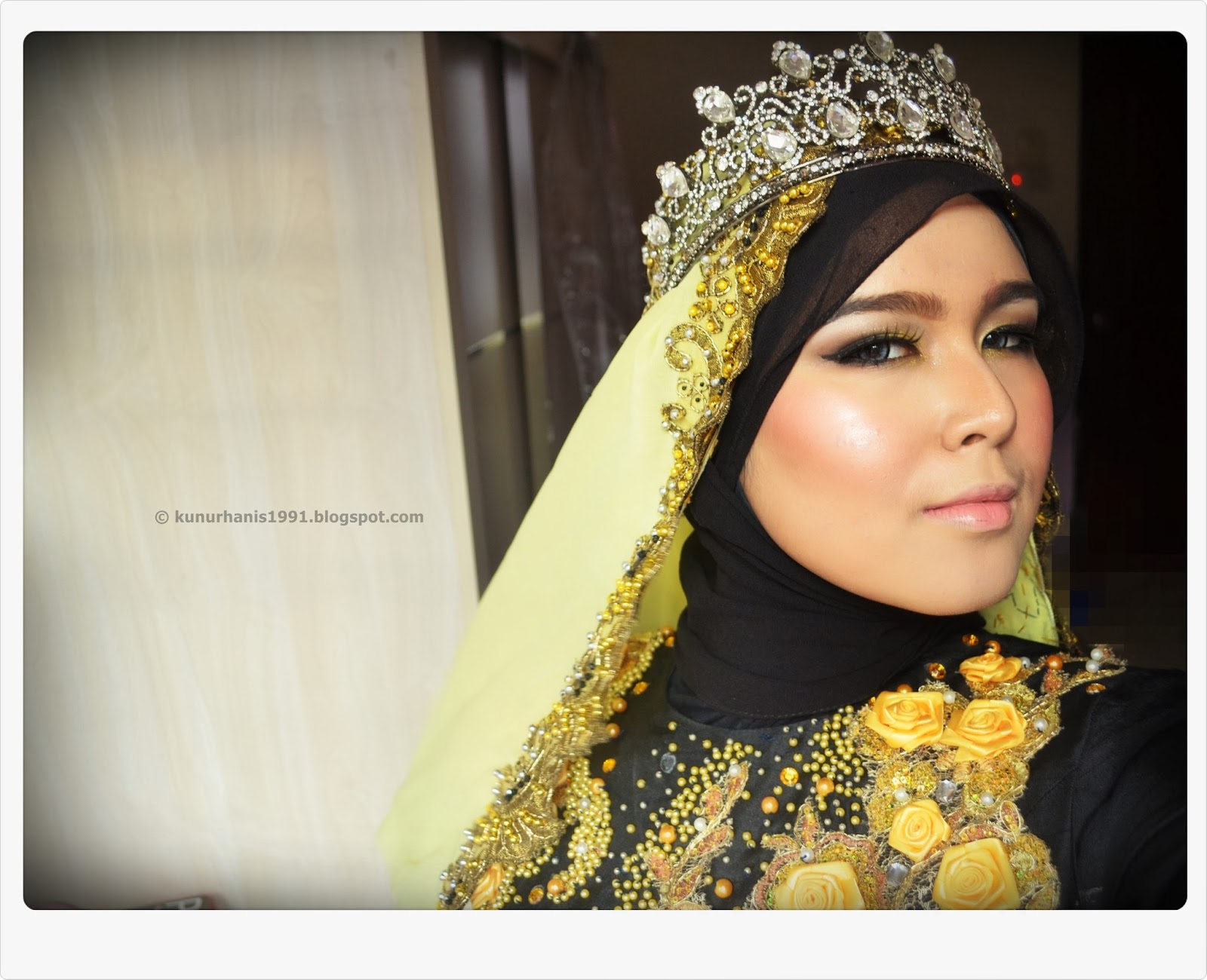 List Of Bridal Makeup : a life story about myself: Malay Bridal Makeup Tutorial by ...