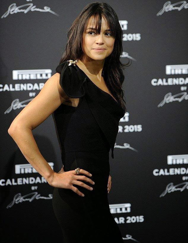 No wonder if Michelle Rodriguez wants to rule over her femininity value into the full positively. The 36-year-old with so many substantively point was snapped to showing off her another great vocabulary at Milan, Italy on Tuesday, 18, 2014.