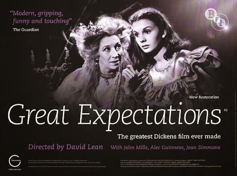 thesis great expectations