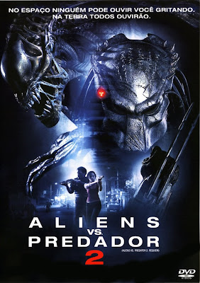 Alien vs. Predador 2 - DVDRip Dual udio