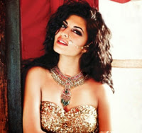 Jacqueline Fernandez's Photoshoot for Hi! Blitz April 2014