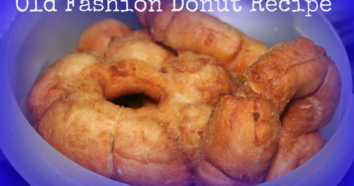 bread machine donut recipe