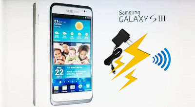 Samsung Galaxy S III With Wireless Charging Features