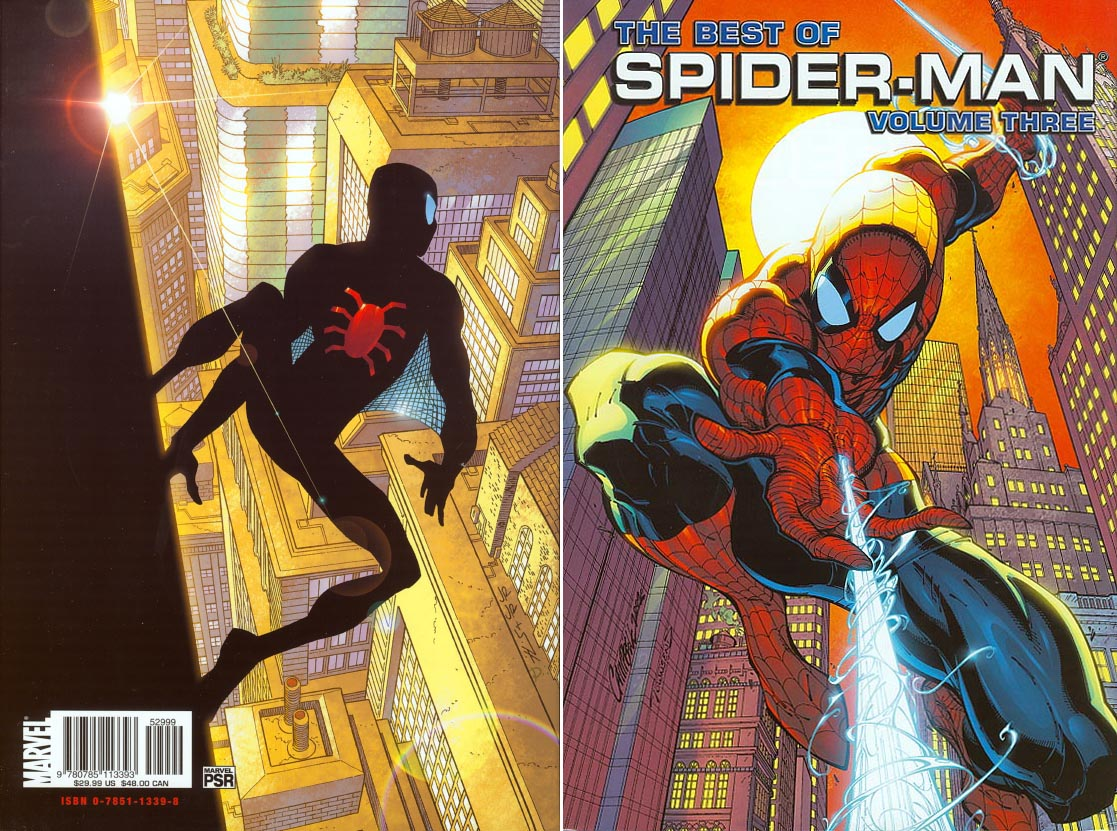 BEST OF SPIDER-MAN HC VOL 03