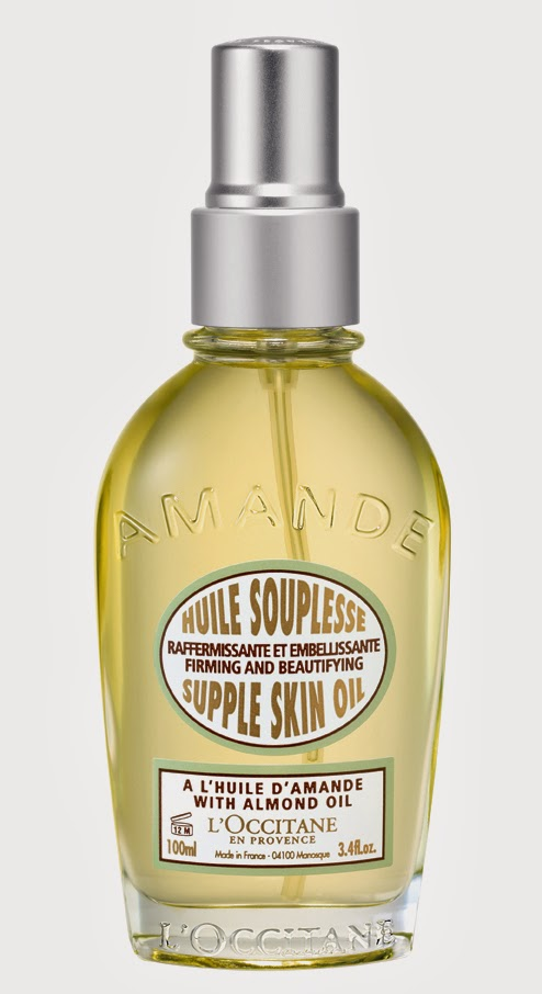 EVERGREEN LOVE: LOCCITANE Redefine Your Curves, Almond ...