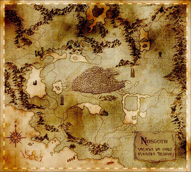Mapa ciego de Nosgoth