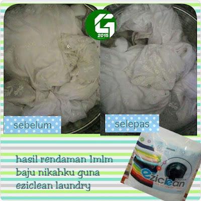 sabun pencuci pakaian eziclean