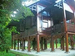 Gambar Rumah Kayu