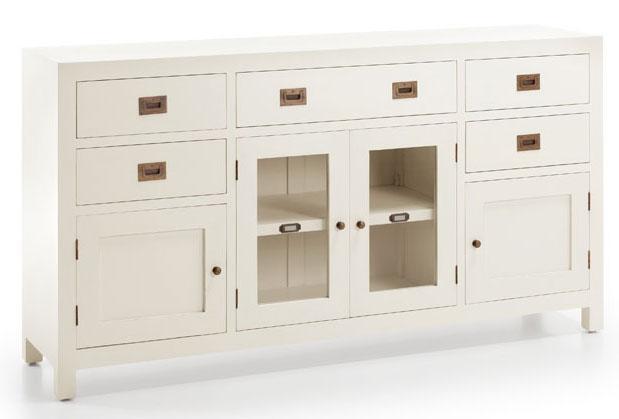 La web de la decoracion y el mueble en la red muebles for Muebles coloniales blanco