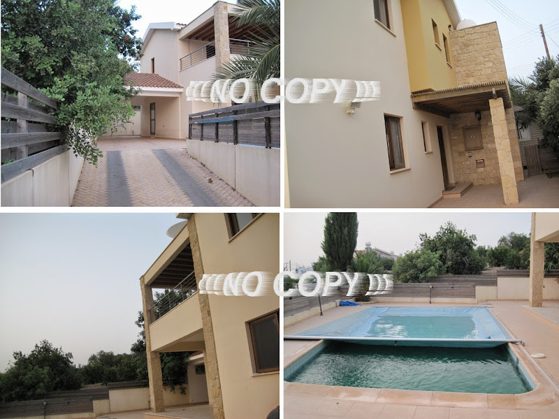 Detached House 4-bed for rent in Konia title=