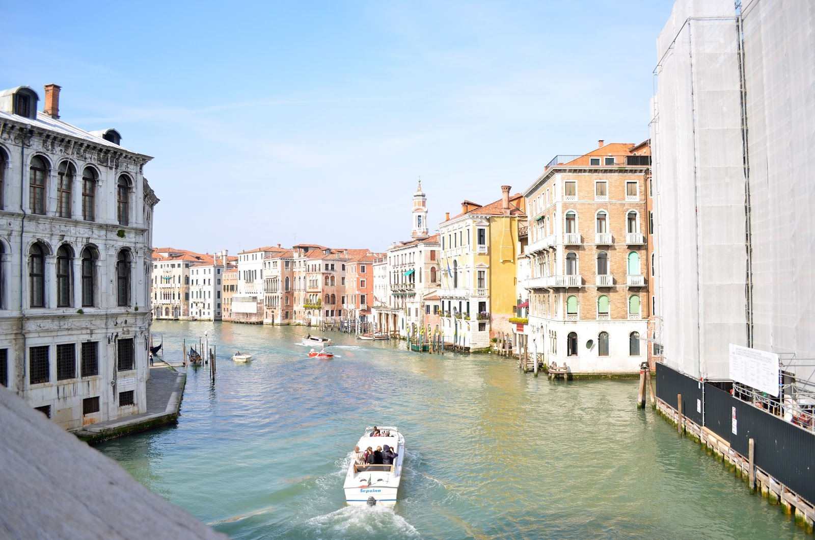 Gran Canal, Venice