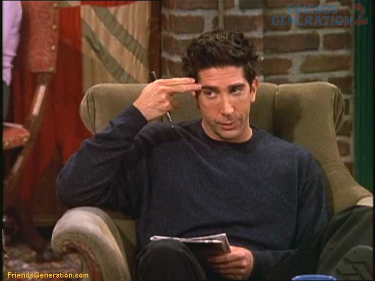 friends ross - photo #13