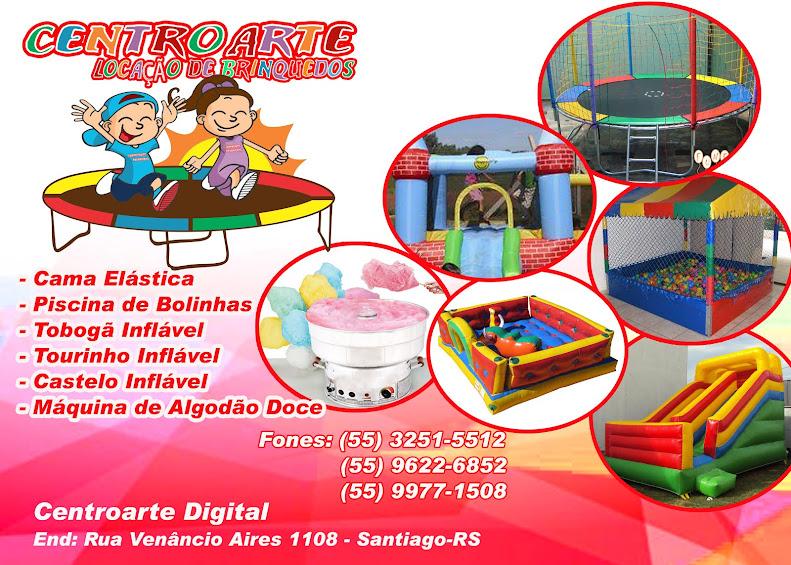 Brinquedos para Festas Infantis