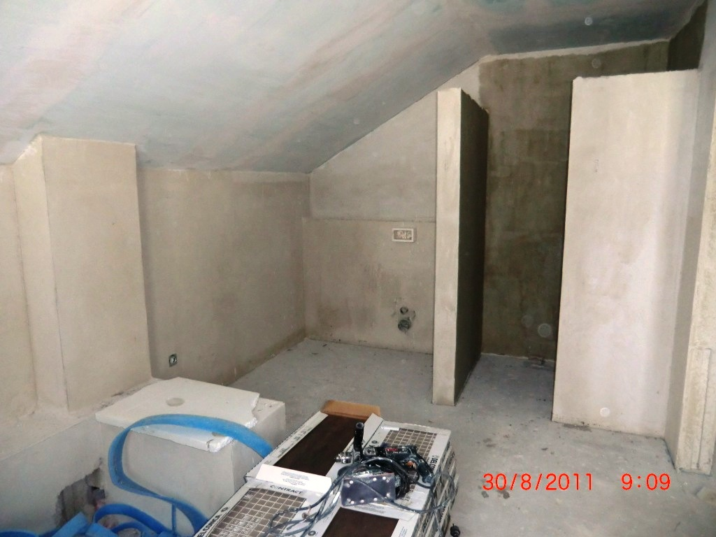 Jenny und Stefan bauen ein Haus: Badezimmer und WC ...