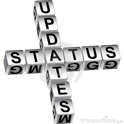 Update Status Facebook Via BlackBerry, Nokia 3310, Kuburan Dan Lain