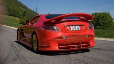 السيارة التي تساوي 10 مليون دولار أمريكي-منتهى