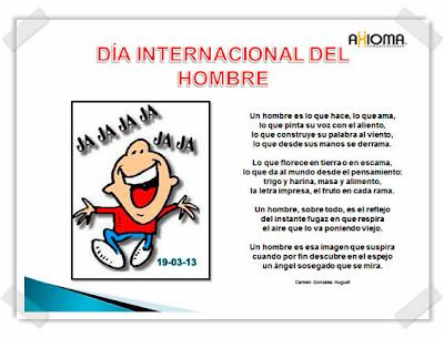 Día Internacional del Hombre - 19 de Noviembre