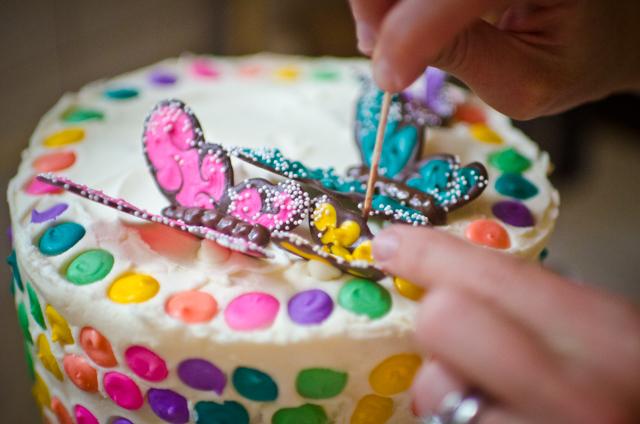 Украшения тортов своими руками на день рождения