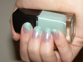 Elf mint nailpolish