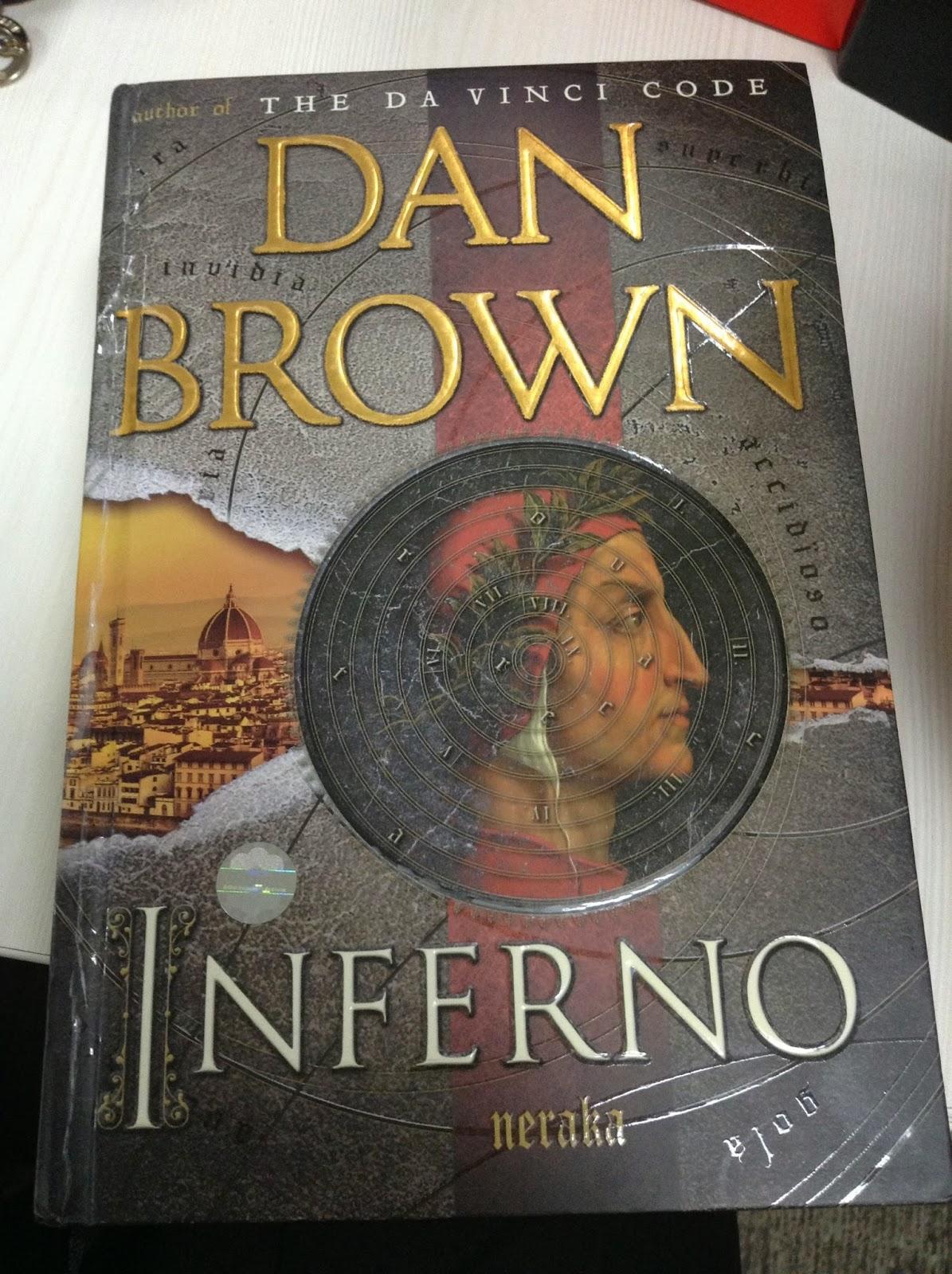 Mari Membaca Review Inferno By Dan Brown