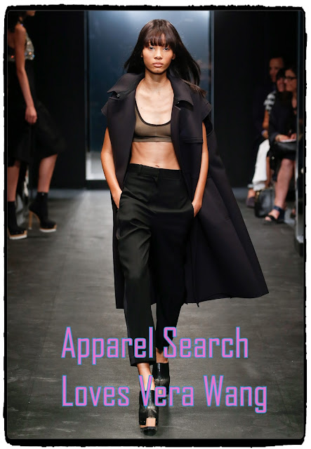Vera Wang Sping 2016 Ready to Wear