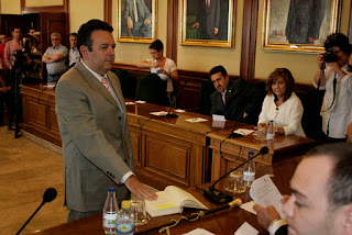 Raúl Hernández Concejal de hacienda