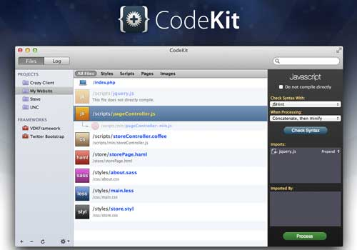 Codekit ~ 43 Useful and Time Saving Web Development Kits and Frameworks