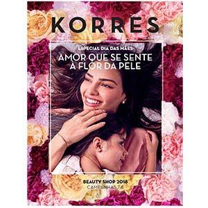 Cp.07 e 08/2018 - Korres ------ Dia das Mães