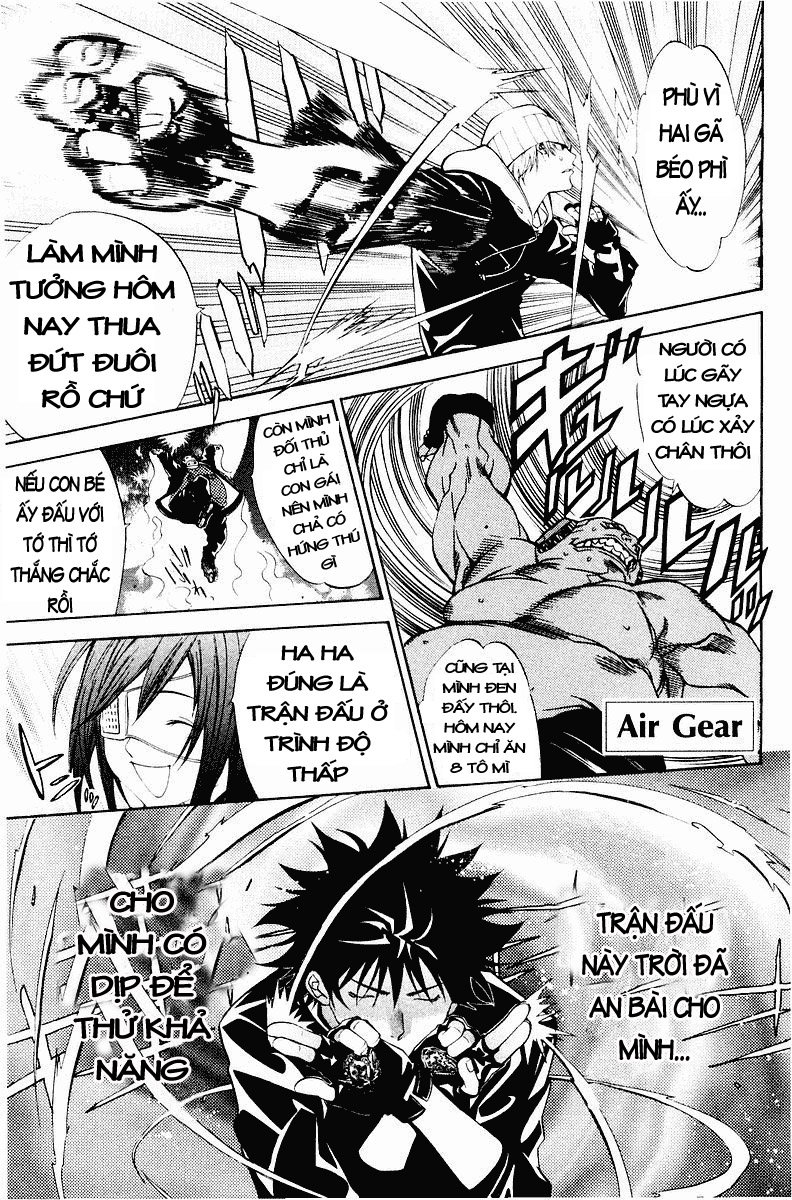 Air Gear Chap 039