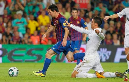 Messi Lebih Hebat Dari Cristiano Ronaldo 7