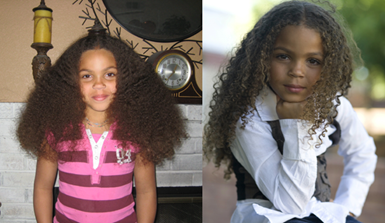 little girl's hairstyles mixed chicks hair product