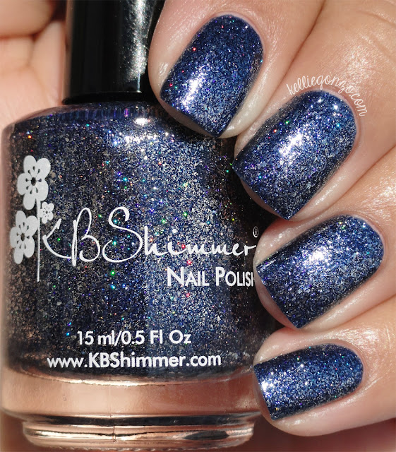 KBShimmer Sapphire